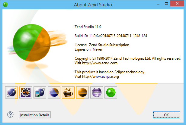Zend Studio 11.0 Full Crack Keygen