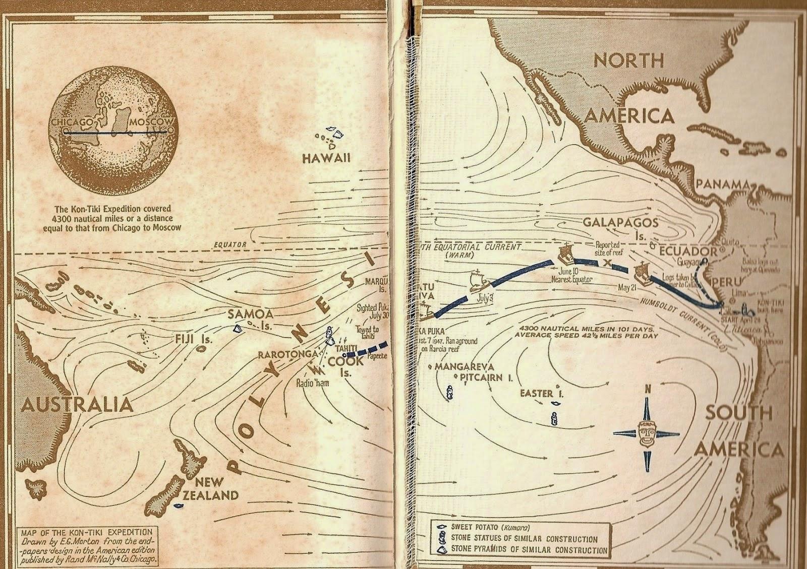 Kon-Tiki Okyanus Rotası