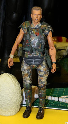 NECA Aliens Hicks Figure