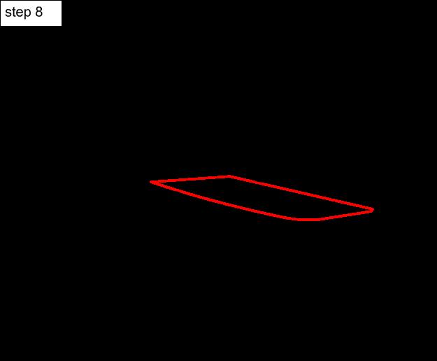 تعليم الرسم بالرصاص - شرح رسم طائرة خطوة بخطوة