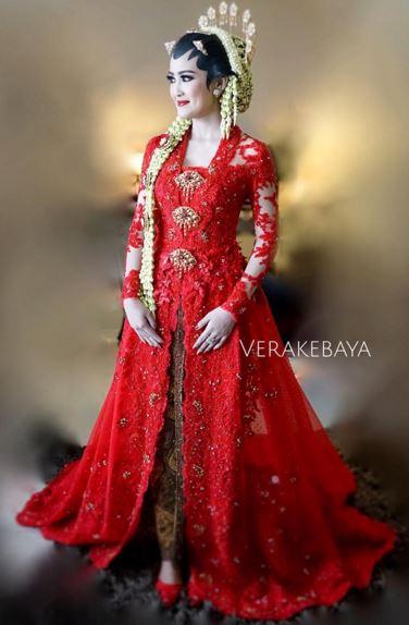 Grosir Brokat Sangkara Model Kebaya Pernikahan Terbaru 2016 Nuansa