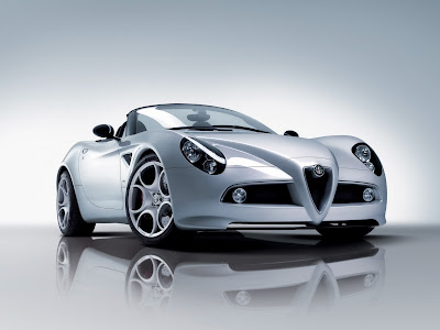Alfa Romeo 8C Spider #5