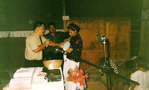 Cruzada em Hoduras / 2000