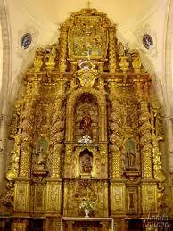 Retablo barroco Ronda