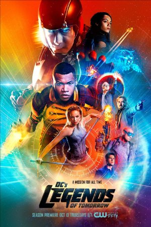 Poster Legends of Tomorrow 2016–