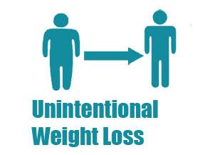 penyebab berat badan turun