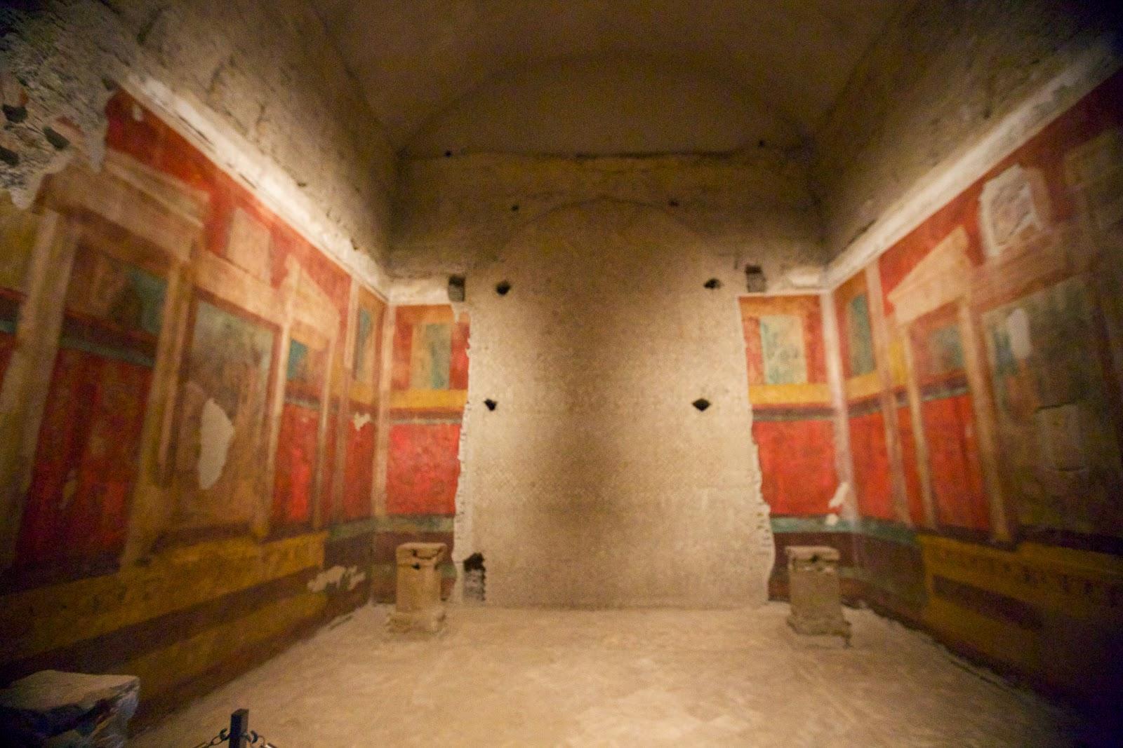 Augustus' Villa, Interior