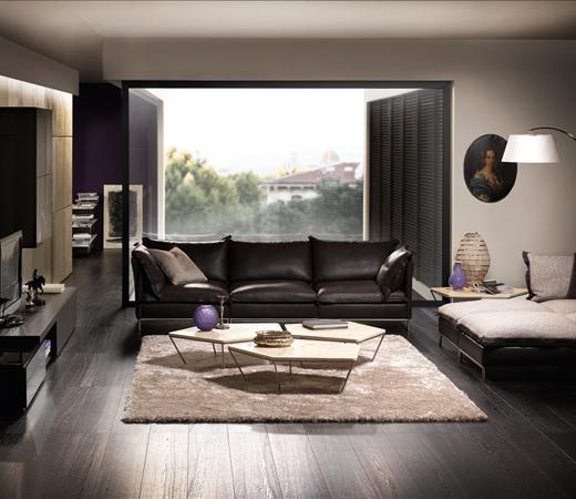 Fotos de salas elegantes ideas para decorar dise ar y for Decoracion de salas clasicas modernas