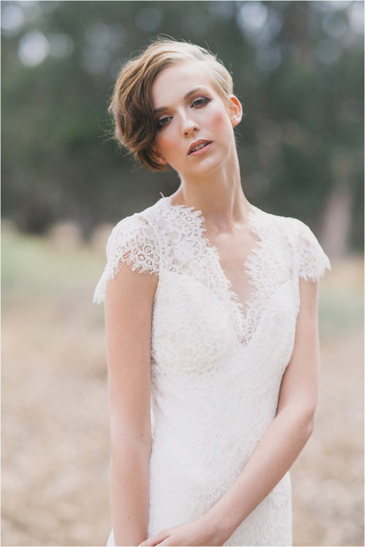 Gorgeous Lace Bridal Gowns | Southern California Wedding Ideas and ...