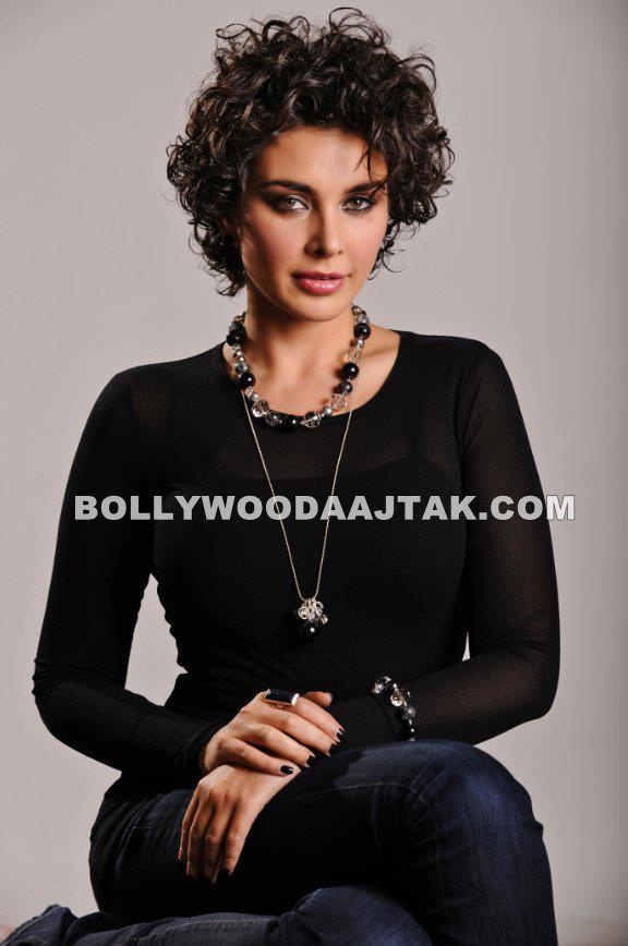 Lisa Ray -  Lisa Ray photoshoot for Hillberg & Berk 3
