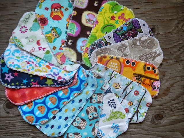 reusable cloth baby wipes family cloth