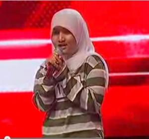 Video Fatin Shidqia Lubis Anak SMA Ikut X Factor Indonesia