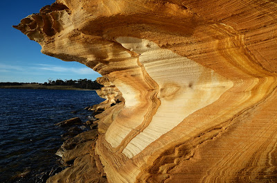 The Painted Cliffs, Maria Island - 26th April 2011