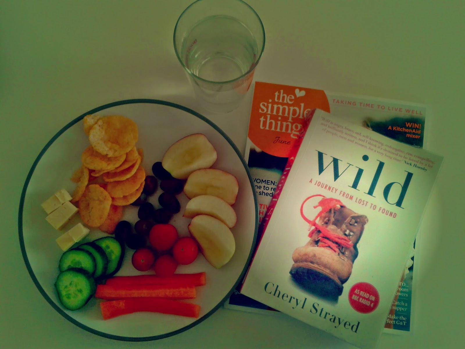 Project 365 day 174 - Wild by Cheryl Strayed // 76sunflowers