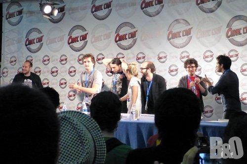 Bref Comic Con 2012