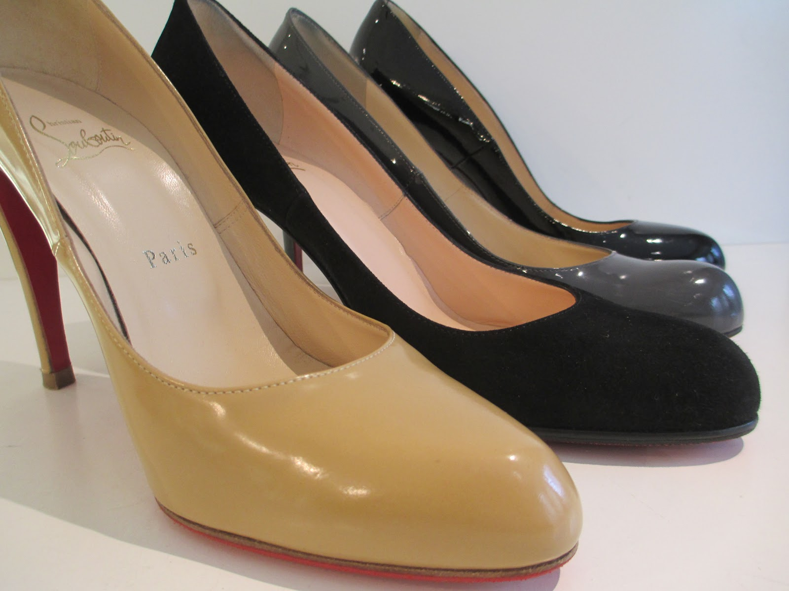 authentic christian louboutin consignment online