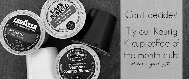 Keurig coffee of the month