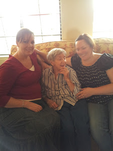 Grandma Lofgreen visit