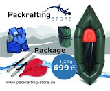 Packrafting-Paket