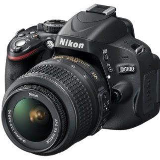 camara digital Nikon D5100