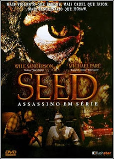 Download - Seed - Assassino em Série DVDRip - AVI - Dual Áudio