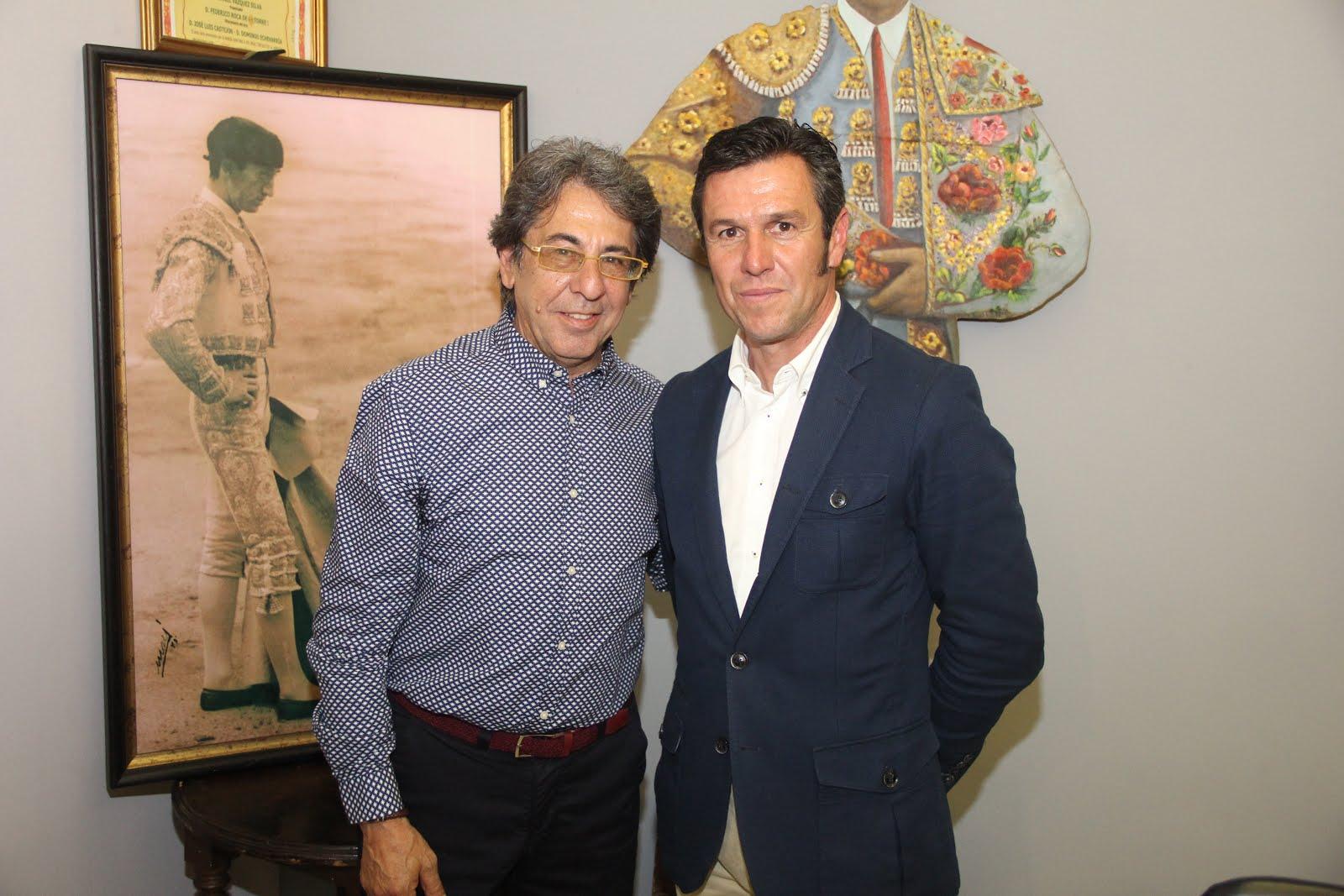 CUEVAS Y JOSELITO