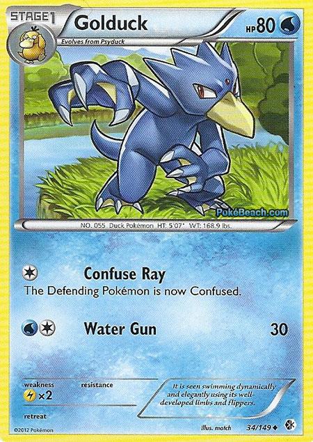 Pokemon Oshawott Evolution Cards