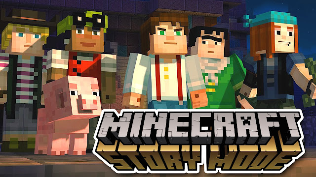 Minecraft: Story Mode v1.17 Apk + Data Mod [Episodios Desbloqueados]