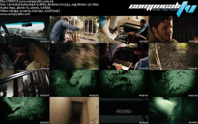 Atrocious DVDRip Español Latino 1 Link