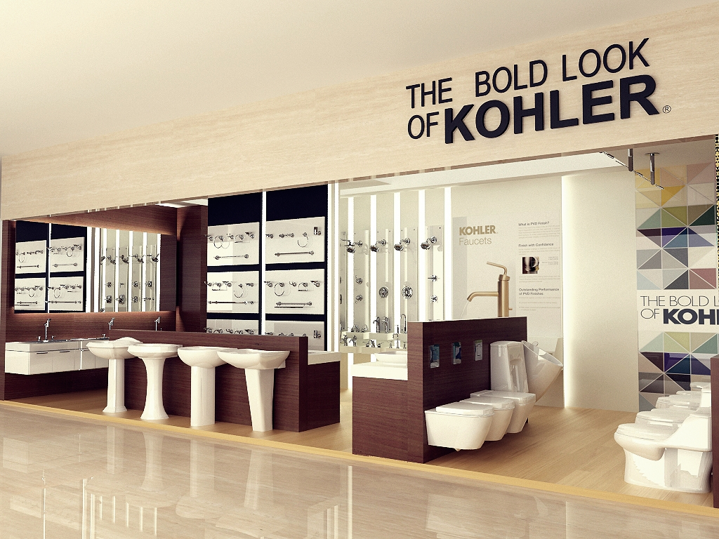 Black Paper Writer: KOHLER Showroom Pekanbaru