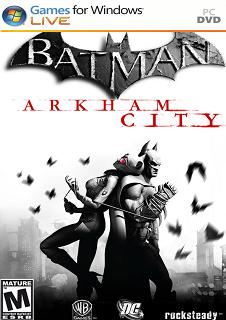 Batman Arkham City Rip  PC