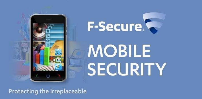 F-Secure Antivirus untuk Android Gratis & Terbaik