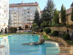 Piso en alquiler en Urbanización Los Arces, dos dormitorios, garaje. 550€