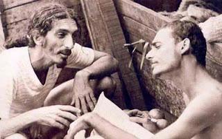 Edgard Navarro dirigindo Bertrand Duarte (Superoutro / 1987)