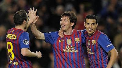 'Pulguita' Messi