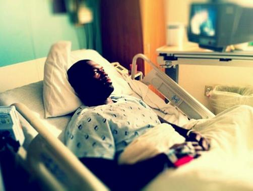 Sick In Hospital Images : rap is hip hop: 50 Cent Sick in Hospital