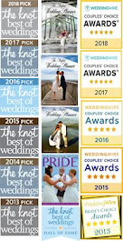 Our Big Pile of 5-Stars Awards and 4 Magazine Cover Photos!