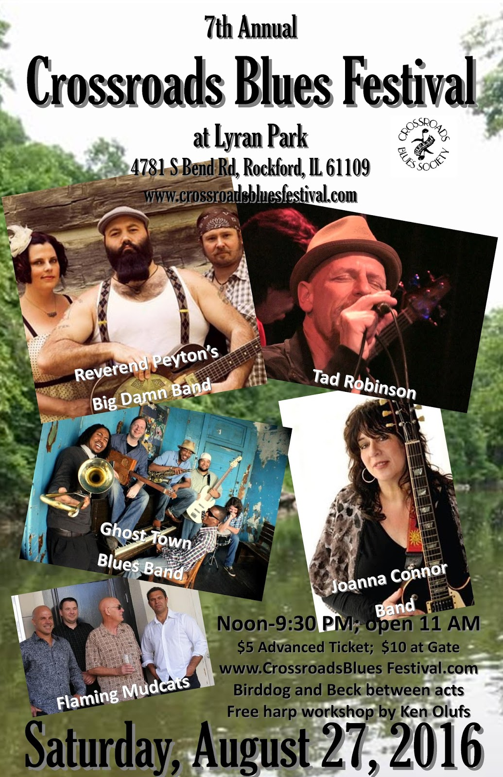 Crossroads Blues Festival at Lyran Park