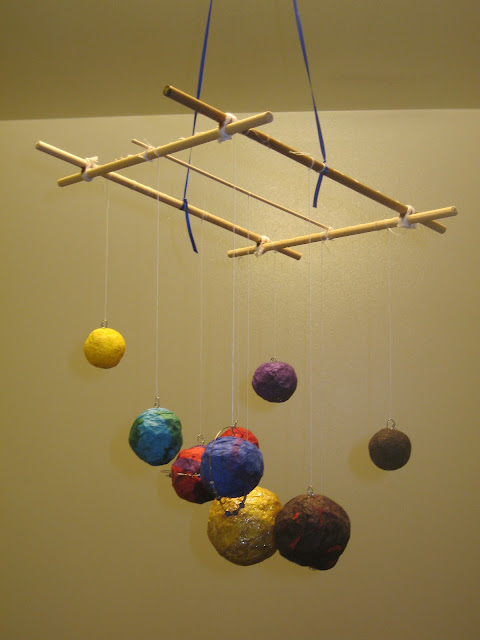 paper solar system - photo #13