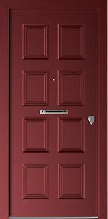 balomenos doors - portes asfaleias