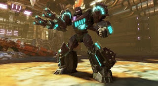 Game Transformers: Fall of Cybertron