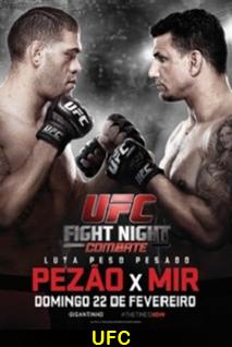 Assistir UFC Fight Night: Bigfoot vs. Mir