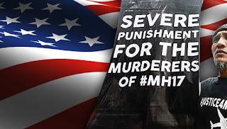 MH17: Lima negara bincang tubuh tribunal