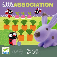 Jeu Little association Djeco