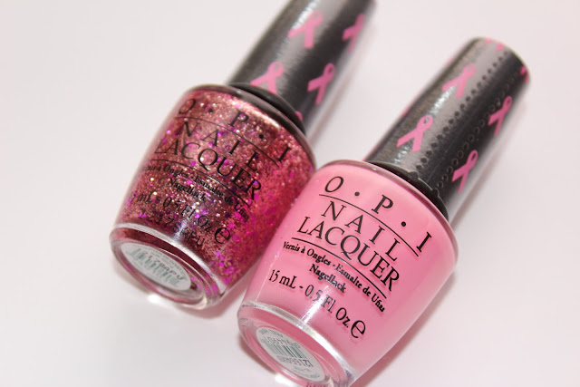 OPI Pink of Hearts 2012 - Review