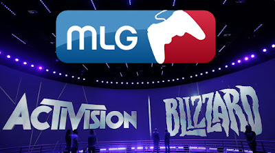Activision Blizzard has acquired Major League Gaming