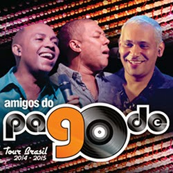 Amigos do Pagode 90 Download – Amigos do Pagode 90: Tour Brasil (2014)