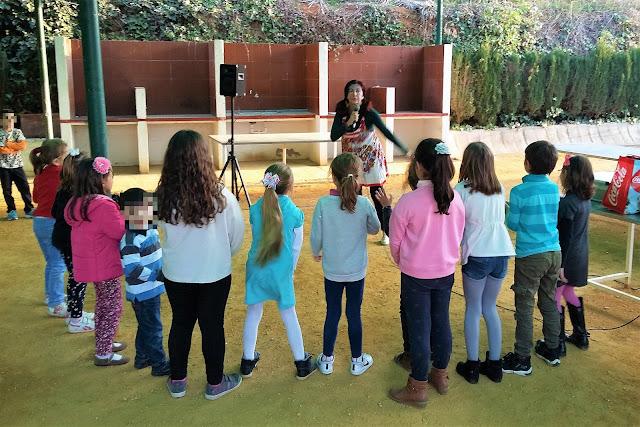 Animación infantil en Alcalá de Guadaíra