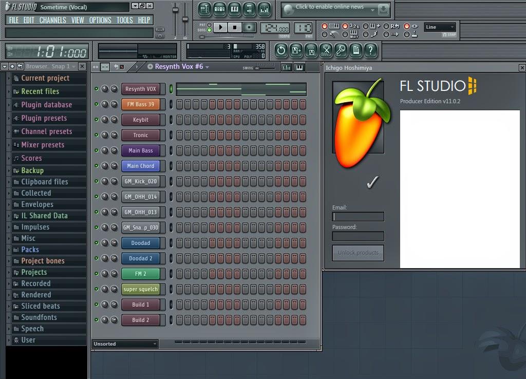 fl studio 11 full keygen