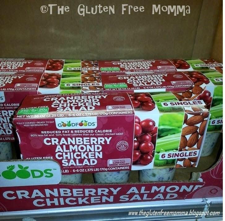Gluten Free Snack Dessert Reviews Good Foods Cranberry Almost